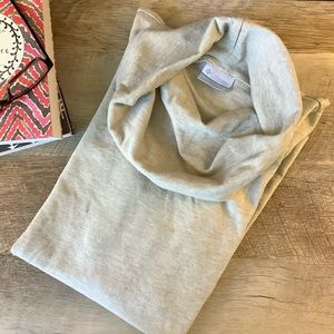 NWOT Columbia — Canyon Point Cowl Neck Top Chalk M